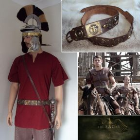 Roman Commander Belt Officially Licensed From The Eagle™ Movie